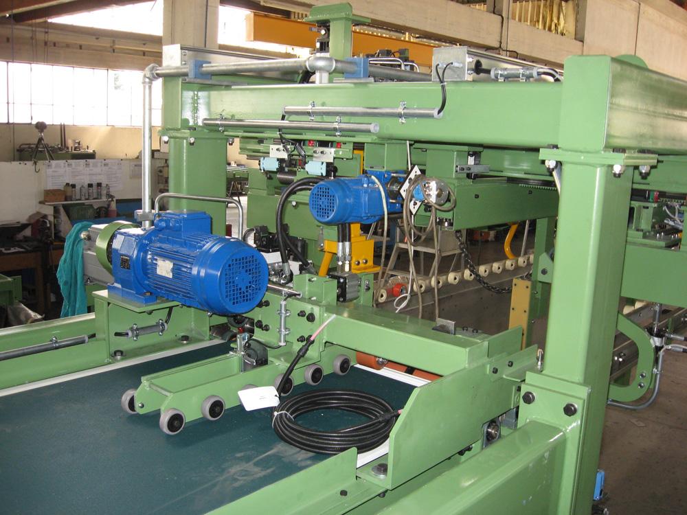 Air Blow Stainless Steel Sheet Stacker