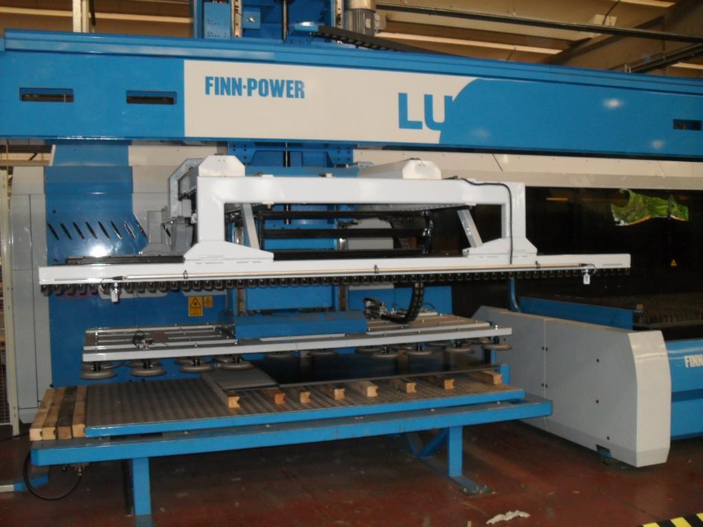 Laser Cutting Machines LCU Laser Cutting Machine FINN-POWER Used [#2150]