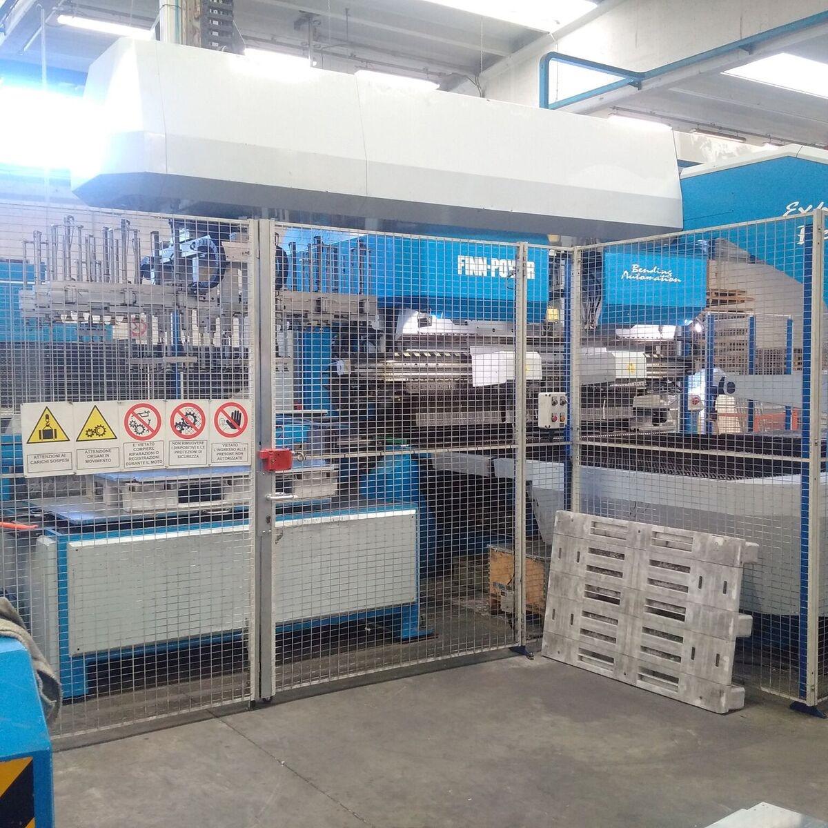 PANEL BENDERS: USED panel benders for sale, Salvagnini, Finn