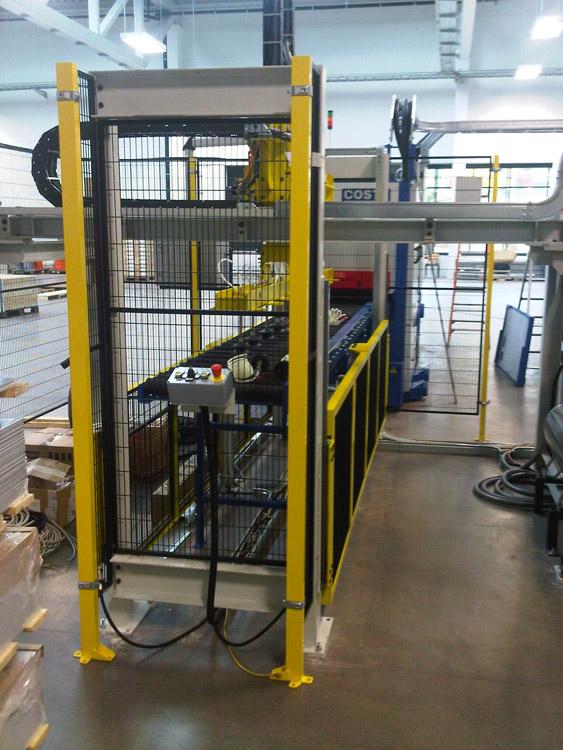 Stainless Steel Sheet Feeder Other Equipment Types Vse